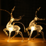 ELK LED  Deer String Christmas and New Year decoration - Get Yours Here