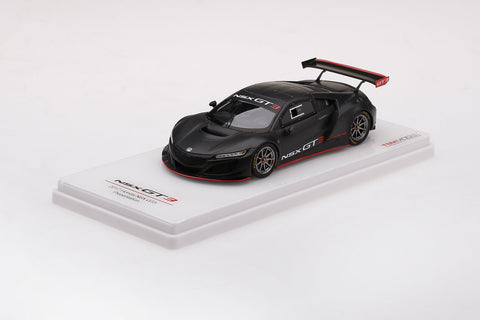 TSM 1:43 Honda NSX GT3 presentation 2017 Full carbon deco resin car model (TSM430299) available now (july 2019) - Get Yours Here