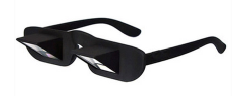 Lazy Readers Glasses protecting your neck - Get Yours Here