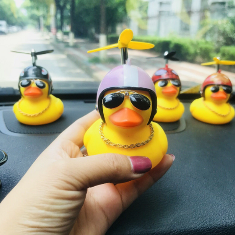 BUY 4 FREE SHIPPING yellow duck car decoration - Get Yours Here