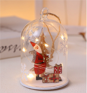 buy 4 free shipping Christmas light hanging drop