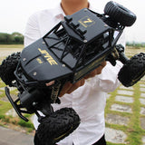 Oversized Version Of The Alloy Off-road Vehicle Climbing Car Remote Control - Get Yours Here