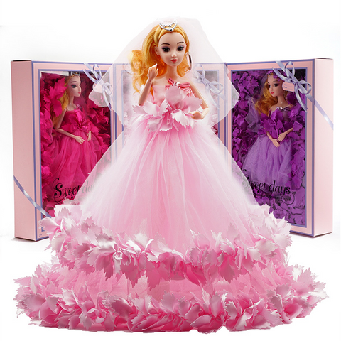 Wedding Doll Children's Toy Gift