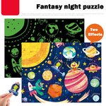 Fantasy Night Puzzle - Get Yours Here