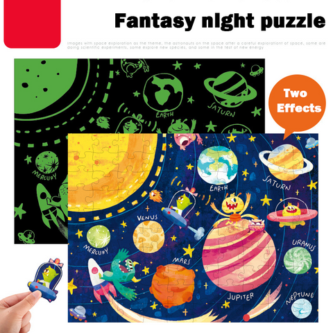 Fantasy Night Puzzle