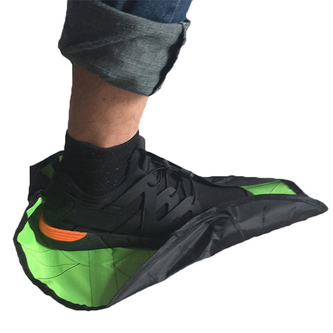 Hands-Free Reusable Shoe Covers-Set of 4 tablets - Get Yours Here