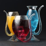 Vampire Style Tea Glass  Drinking Glass Wine glass  (Buy Three Free Shipping) - Get Yours Here