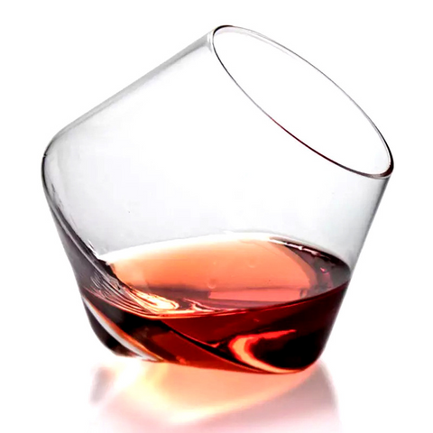 ROCKING WHISKEY GLASSER (Good Companion For Drinking & 4PCS FREE SHIPPING) - Get Yours Here