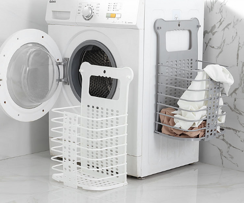 Household Foldable Floor-mounted Wall-mounted Laundry Basket - Get Yours Here