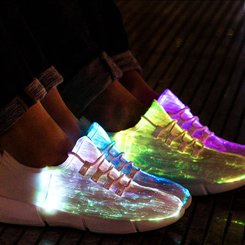 {2019 New Technology}Glowing shoes - Get Yours Here