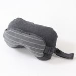 2 in 1 Travel Neck Pillow & Eye Mask - Get Yours Here