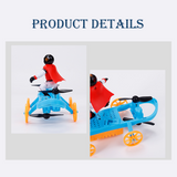 2.4G 6CH Mini RC Drone Flying Skateboard Shaped Aircraft - Get Yours Here