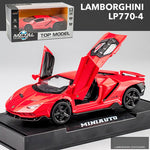 50% OFF!!! Lamborghini LP770 Alloy Model - Get Yours Here