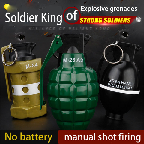 bomb-Grenades Toy Gun Graffiti Edition Live CS Assault Snipe Weapon Water Bullet Bursts Gun Funny Outdoor Pistol Toys - Get Yours Here