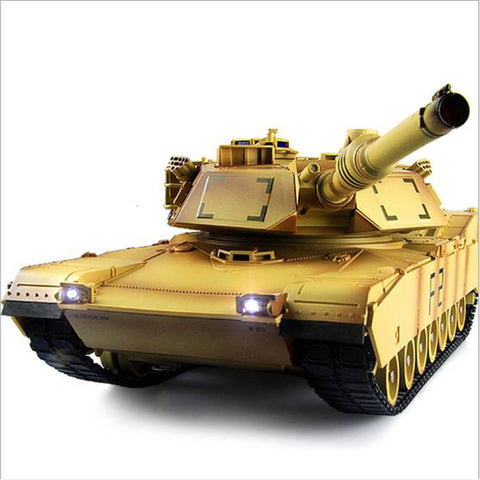 M1A2 RC Tank Toy Car 1:24  Child Military Model Tank - Get Yours Here