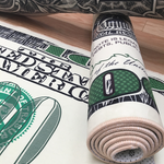 Personality Dollar Fashion Carpet - Get Yours Here