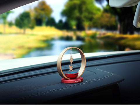 Car Aromatherapy Essential Oil Diffuser Air Freshener