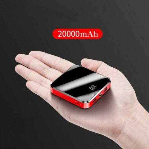 20000 mAh Large-Capacity Fashion Mini Power Bank- Buy 2 Free Shipping - Get Yours Here