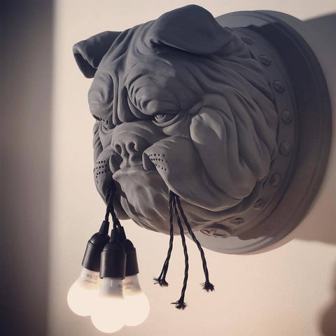 Bulldog wall lamp(OVER 50%OFF NOW) - Get Yours Here
