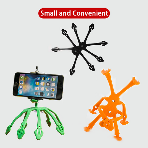 Multifunctional Octopus Phone holder - Get Yours Here