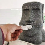 Creative Moai Tissue Box - Get Yours Here
