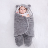 Super soft plush baby swaddling blanket - Get Yours Here