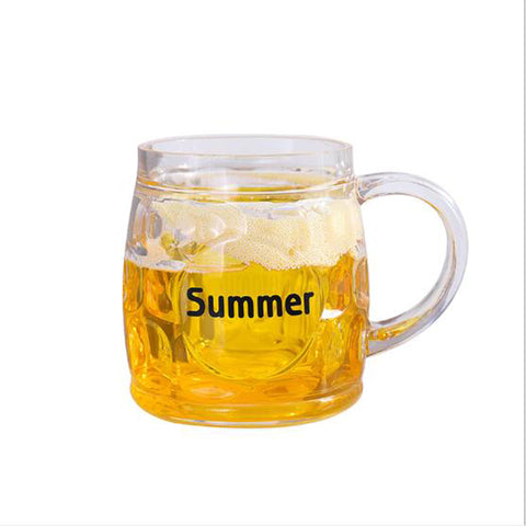 Creative Fake double beer mug - Get Yours Here