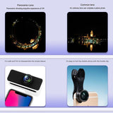 360° Mobile Phone Panoramic Lens - Get Yours Here