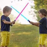 Full Length Light Up Saber Laser Sword | 2 Pack - Get Yours Here