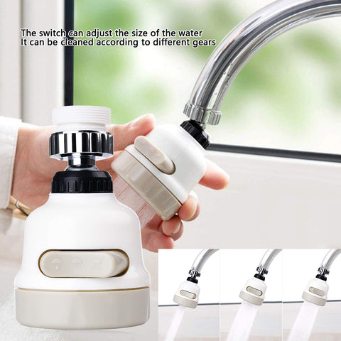 Moveable Kitchen Tap Head Water Spray(Free one universal interface for each order)