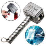 Stainless Steel Thor Hammer Beer Bottle Openers - Get Yours Here