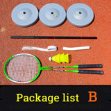 Single badminton training device - Get Yours Here