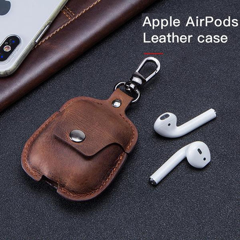 Apple AirPods Leather Case - Get Yours Here