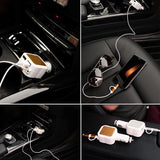 2 in 1 Retractable Car Charger - Get Yours Here