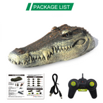 Crocodile Head Remote Control Electric Racing Boat-buy 2 free shipping - Get Yours Here