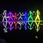 LED Stickman Costume - Get Yours Here
