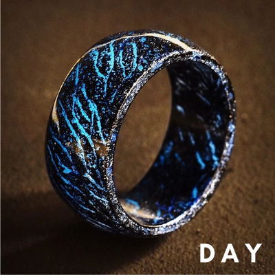Wooden Luminous Ring - Get Yours Here