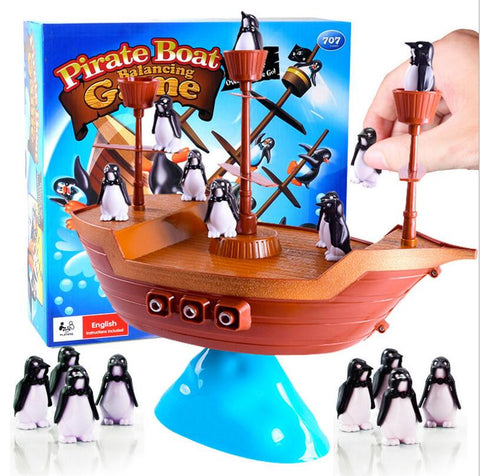 Pirate Boat Balancing Game - Get Yours Here
