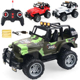 Kids Remote Control Car 1:18 Off-Road Vehicle - Get Yours Here