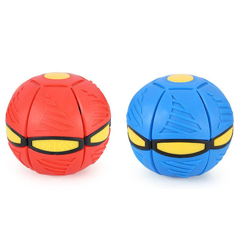 Magical Flying Saucer Ball - Get Yours Here