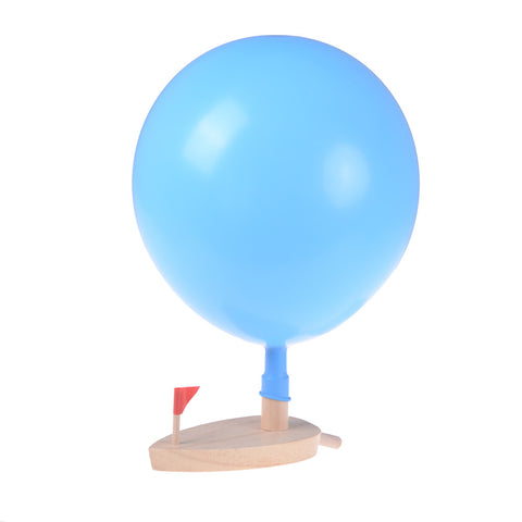 Balloon Powered Toy Boat - Get Yours Here