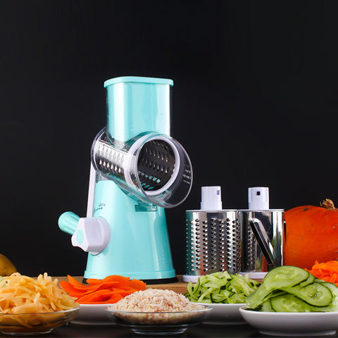 Multifunctional Hand Drum Rotary Grater - Get Yours Here
