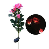 Waterproof Rose Flower Stake Lamp-BUY 2 FREE SHIPPING - Get Yours Here