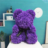 Handmade Rose Bear - Get Yours Here