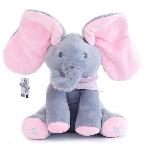 Electric Plush Elephant Doll - Get Yours Here
