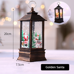 Christmas Decoration Party LED Candle holder oil lamp - Get Yours Here