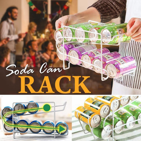 Soda Can Rack - Get Yours Here
