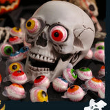 BUY 3 FREE SHIPPING-Eyeball candy for Halloween(30 PCS/box)