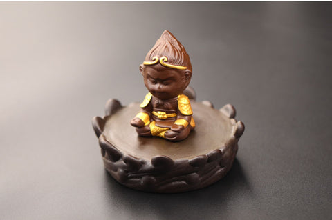 40%OFF-Monkey Handicraft Incense Holder - Get Yours Here