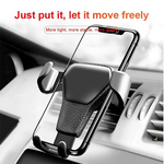 Universal Gravity Car Phone Holder - Get Yours Here